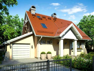 Dom Czarnowąsy
