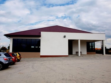 Budynek użytkowy Świlcza