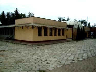 Działka przemysłowa Kraków