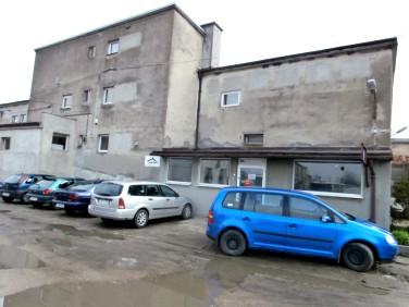 Budynek użytkowy Pakość