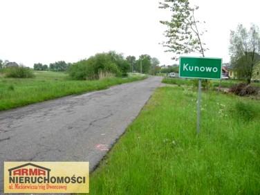 Działka Kunowo