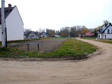 Działka budowlana Siedlce