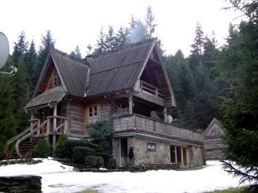 Dom Ochotnica Dolna