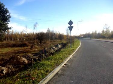 Działka usługowa Sosnowiec