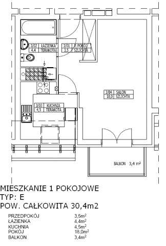Mieszkanie Ińsko
