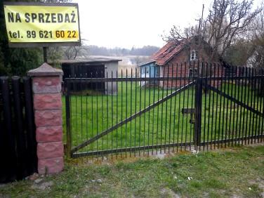 Działka budowlana Leleszki