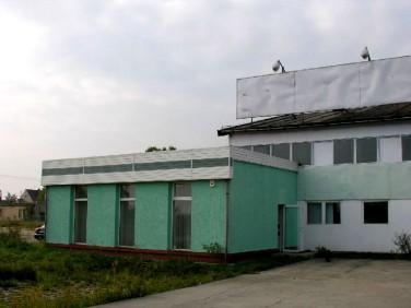 Budynek użytkowy Siechnice