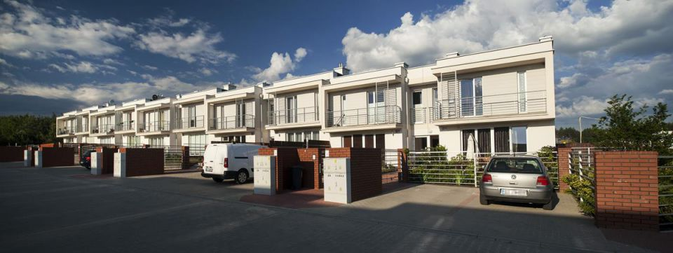 Mieszkania w Szeregówkach