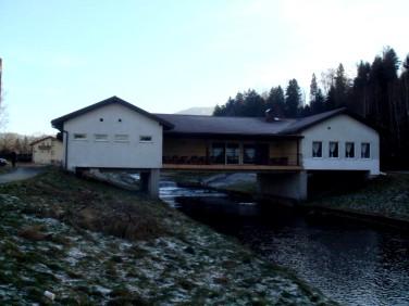 Budynek użytkowy Brenna