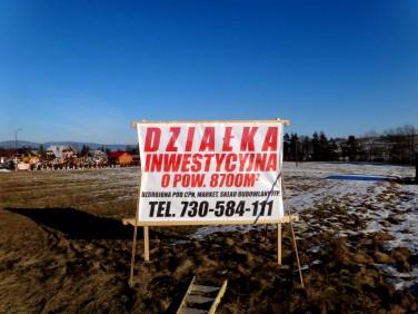 Działka inwestycyjna Bańska Niżna