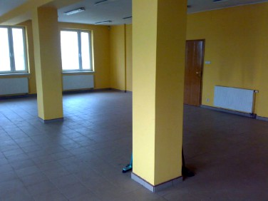 Budynek użytkowy Lisi Ogon