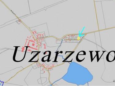 Działka budowlana Uzarzewo