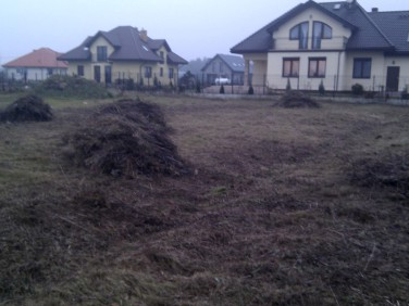 Działka budowlana Krubin